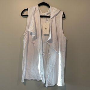 Fabletics oversized vest